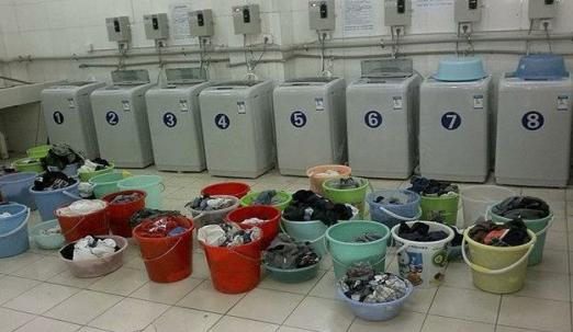 共享洗衣,是如何产生的?