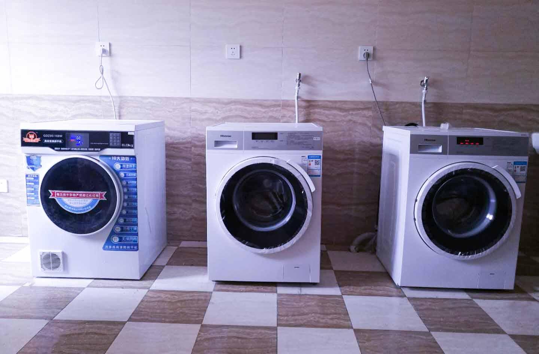 共享洗衣入驻酒店,洗衣机、烘干机合体成为必然!