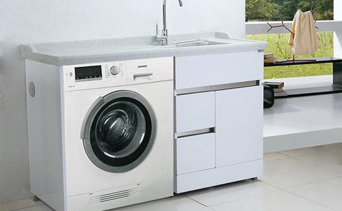 """洗衣机使用时突然""""爆炸"""""""