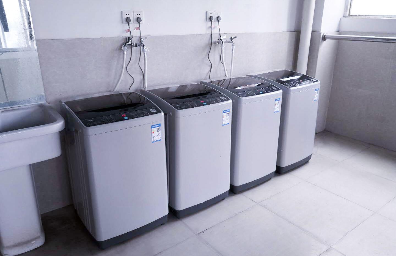 社区共享洗衣